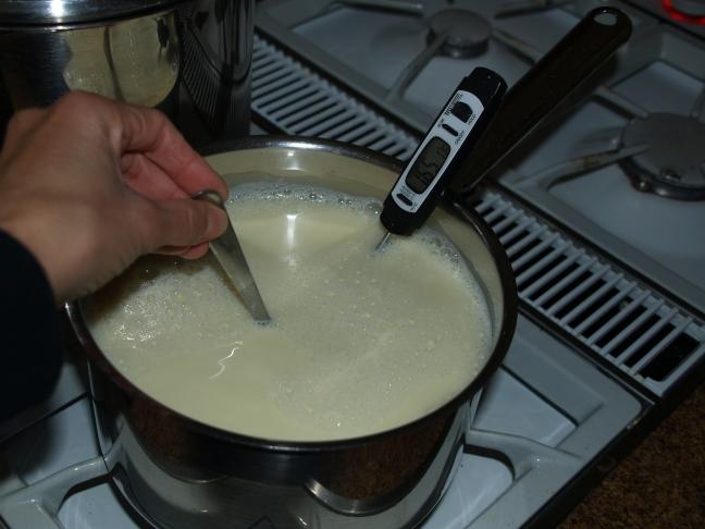 Re-heating Soy Milk