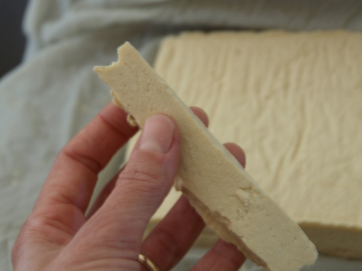 Tofu and Making Milk Without the Mammary