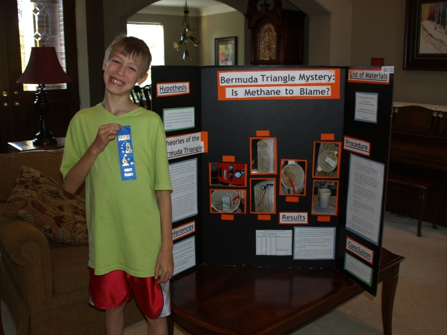 Blue Ribbon Science Fair
