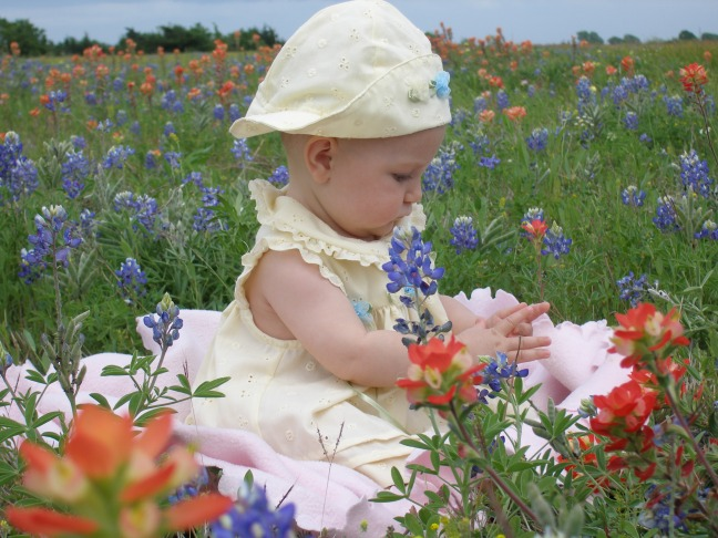 Repost: 'Babies and Bluebonnets'