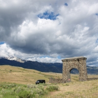 Yellowstone:  Day 1