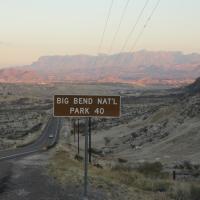 Big Bend NP: Desert Clarity