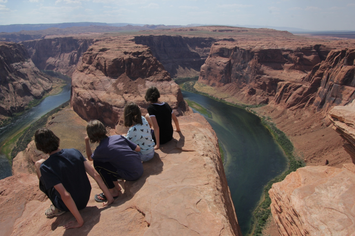 Out With The Wiggles: Monument Valley and Horseshoe Bend