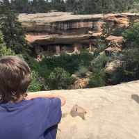 Mesa Verde National Park: Outside of Me