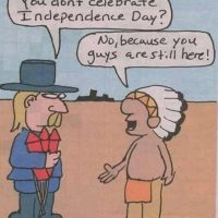 Repost: 'Happy Independence Day (The Vegan Way)'